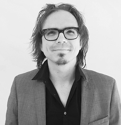 Portret Robert Geenhuizen